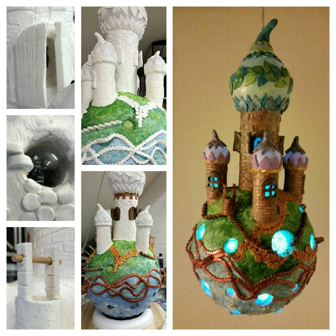 rgb lamp in de bol mirajolie lampe pinterest fee feenh user und feengarten. Black Bedroom Furniture Sets. Home Design Ideas