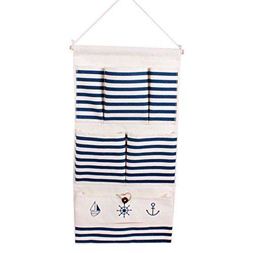 GudeHome Cotton Fabric Wall Door Organiser Cloth Hanging ... https://www.amazon.co.uk/dp/B01G8S1Y8O/ref=cm_sw_r_pi_dp_x_Dsl.xbKHGG6KW