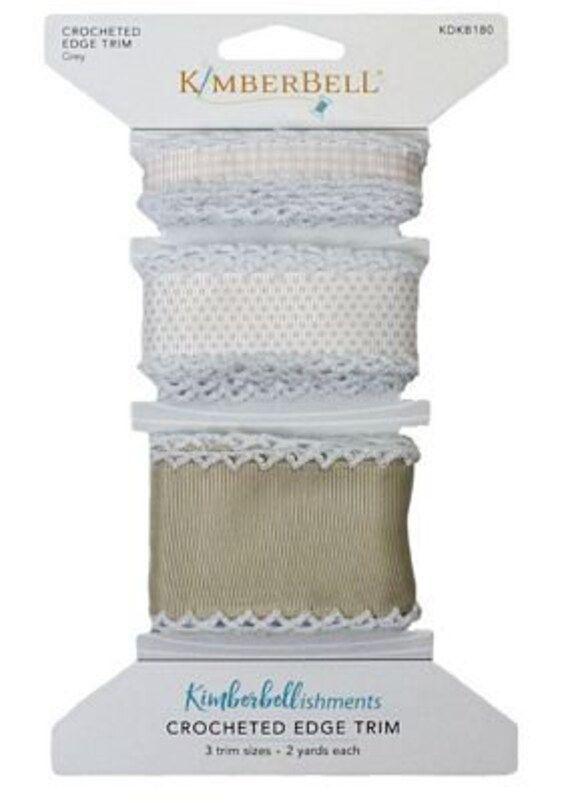 Crocheted edge trim, Tassels & Poms Trim