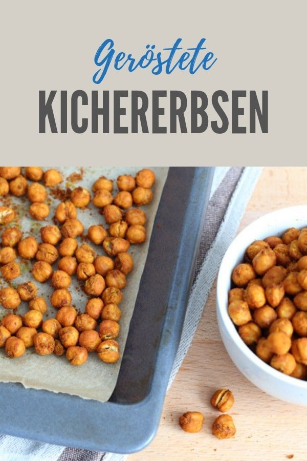 Roasted chickpeas with oriental spices - Sassy's way with GetFit Fitness -  Roasted chickpeas with o...