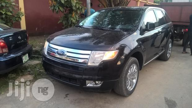Ford Edge  Suv For Sale In Lagos Buy Cars From Charles O On Jiji Ng