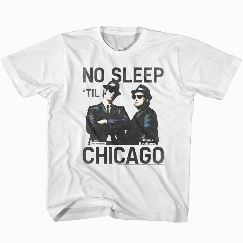 4388b052 (eBay Sponsored) Blues Brothers No Sleep Til Chicago Kids T Shirt Jake &  Elwood