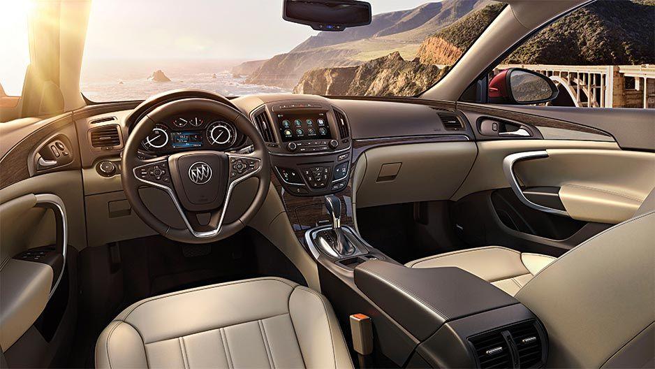 2014 Regal Luxury Sport Sedan Http Www Robertsautocenter Com