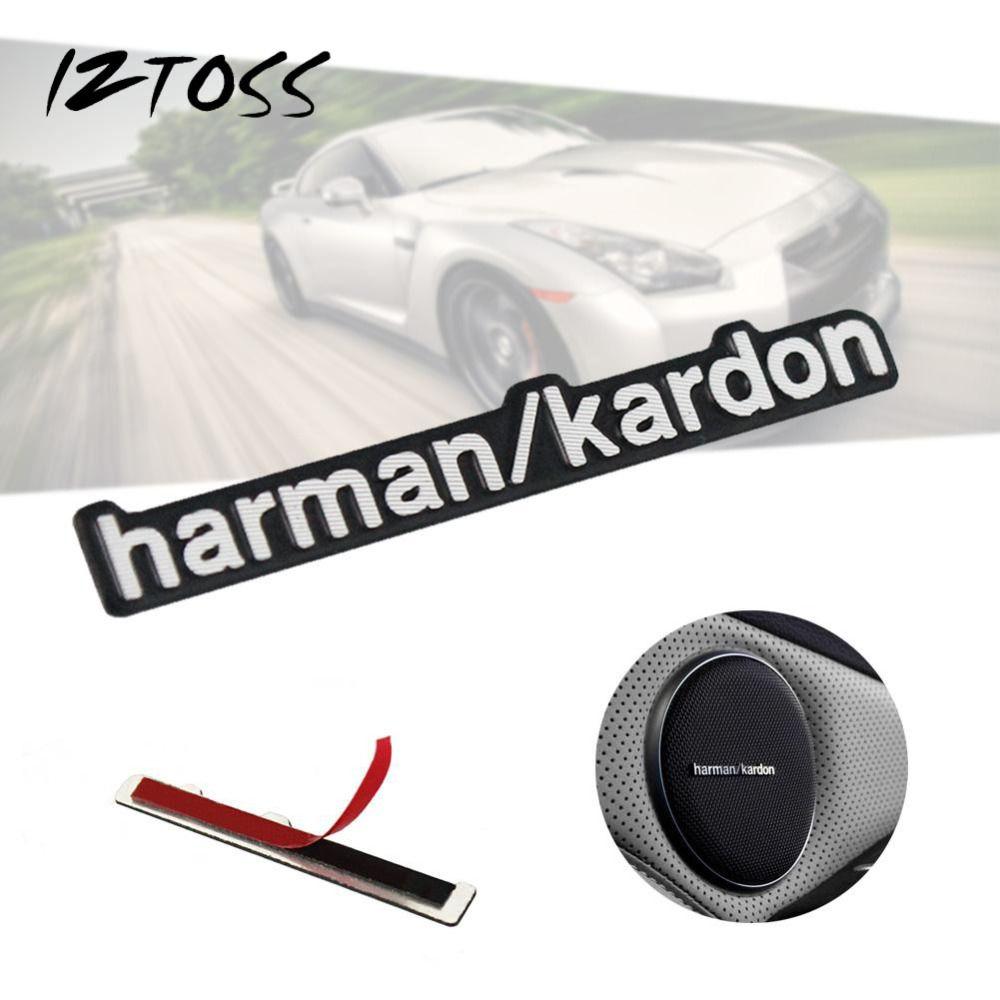 Harmankardon 3d Aufkleber Metall Aluminium Legierung Auto