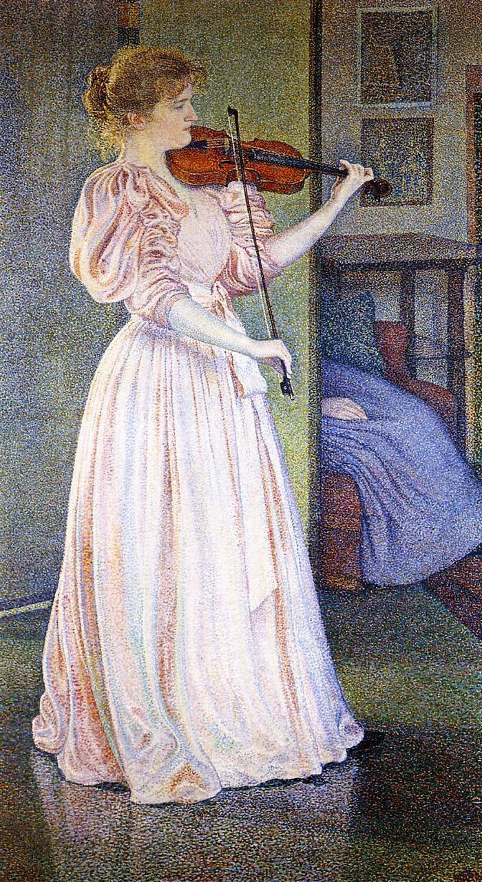 Théo Van Rysselberghe ~ Pointillist painter | Tutt'Art@ | Pittura * Scultura * Poesia * Musica |