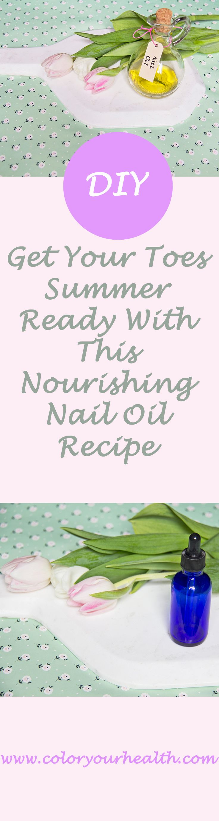 Get Your Toes Summer Ready With This Nourishing Nail Oil