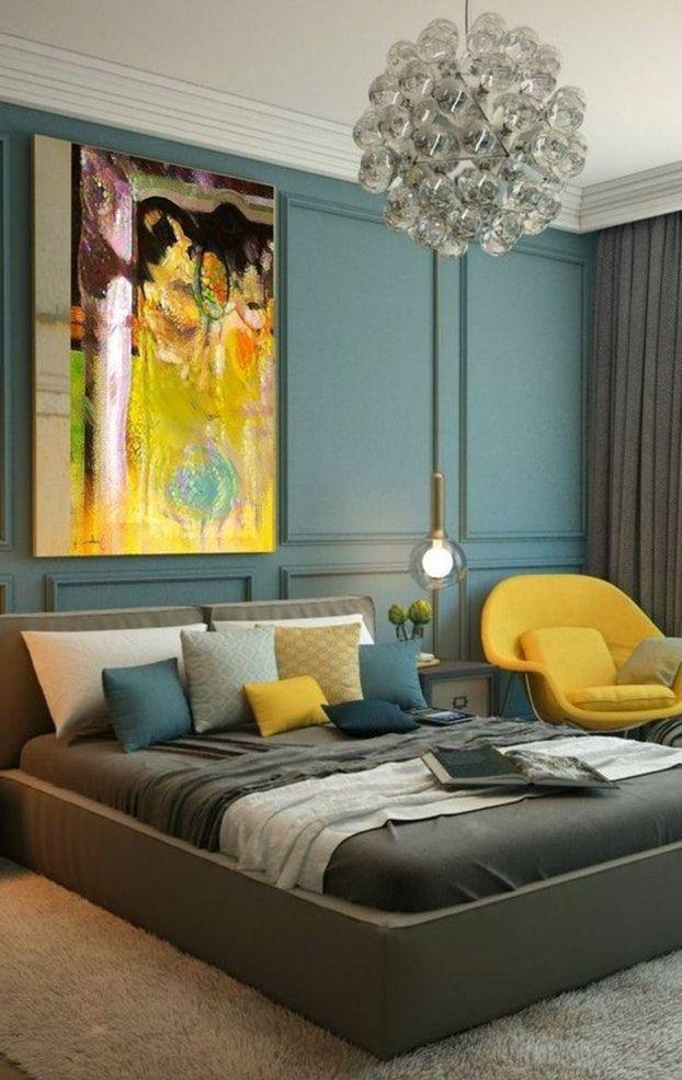 chambre-bleue-et-grise-12-le-havre-chambre-bleu-marine-garcon-bebe - chambre bleu gris blanc