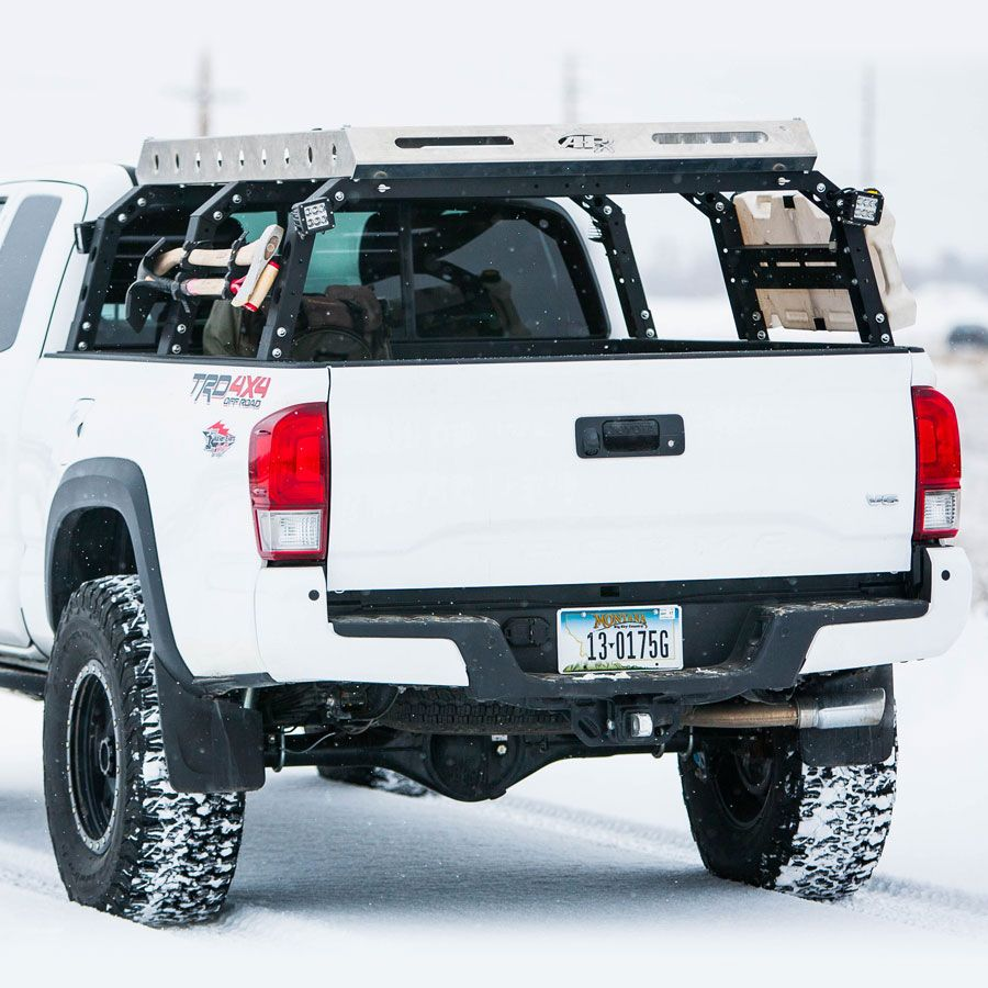 16 Apex Modular Rack Truck Roof Rack Expedition Vehicle Tacoma Truck