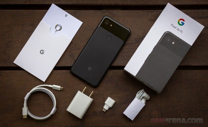 Google Pixel 3a XL hands-on review: 4K 30 video - 3700mAh