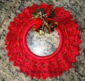 * Pérolas do Crochet: 11/01/2011 - 12/01/2011