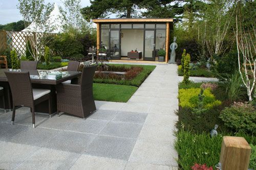 Contemporary Beautiful Garden Design Ideas Low Maintenance ...