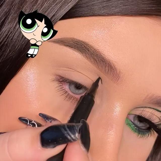 Inspiration makeup - Para você se inspirar