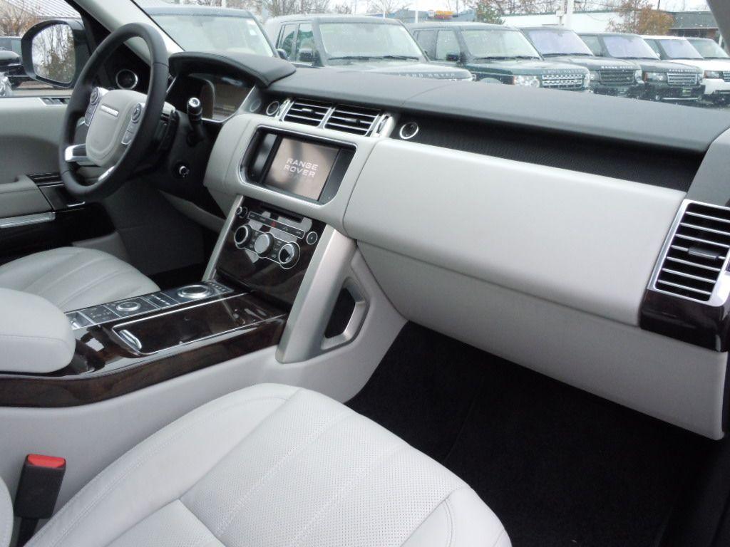 The all-new 2013 Range Rover | RangeRover/Defender ...