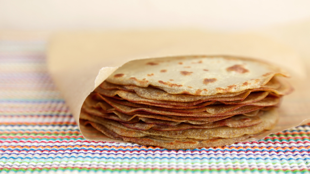 Homemade Quinoa Tortillas | 2 Ingredient Recipe | Mind ...