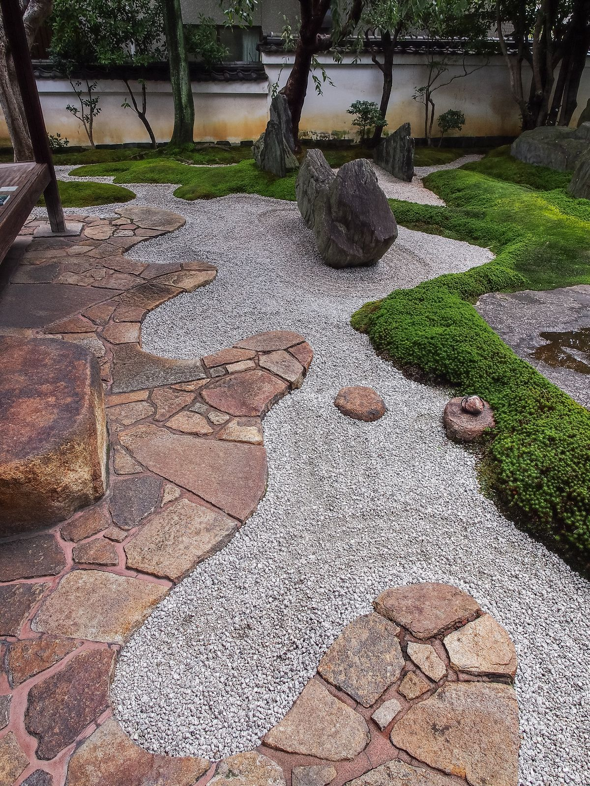Modern Zen Gardens Usually Support As An Addition To A 400 x 300
