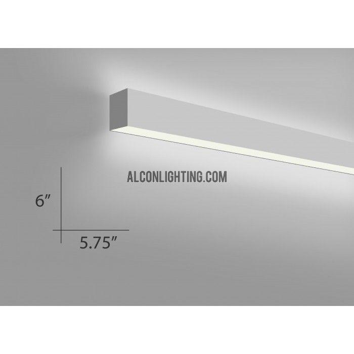 Alcon lighting beam 66 wall mount 6019 w architectural linear alcon lighting beam 66 wall mount 6019 w architectural linear fluorescent light fixture aloadofball Choice Image