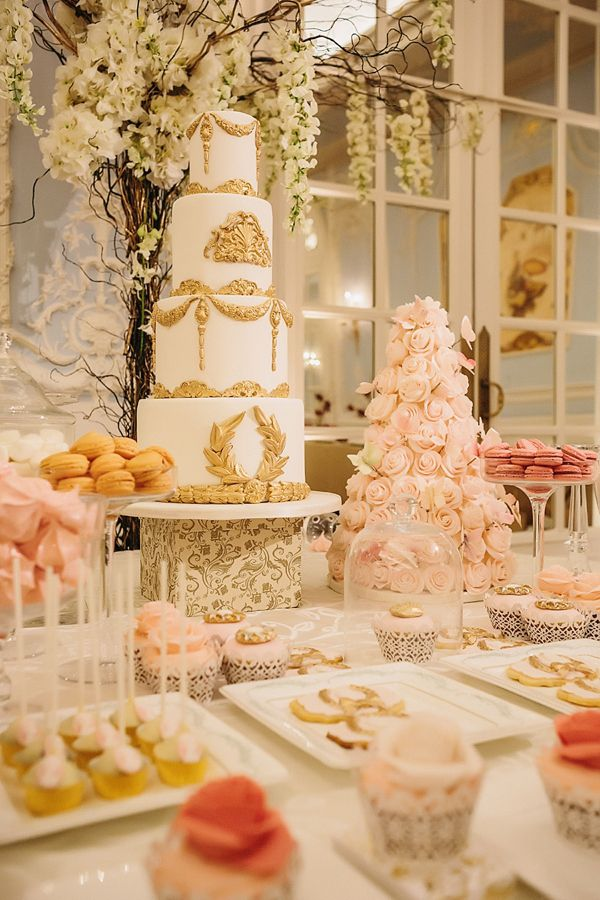 Luxury and Glamorous Winter Wedding Style At The Savoy Hotel, London ...