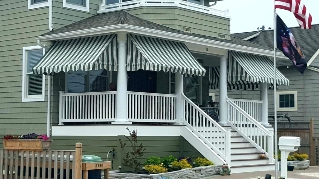 Image result for houses with awnings | Diy awning ...