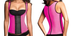 ann chery latex waist cincher vest xxx-large #xlarge #annchery