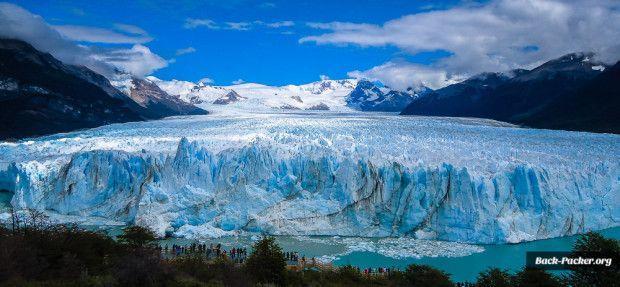 Der Perito Moreno zählt zu den meist besuchten Sehenswürdigkeiten in Argentinien