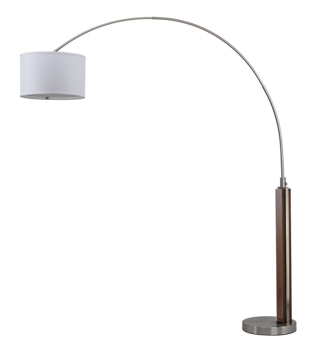 Arc floor lamp base only afshowcaseprop pinterest