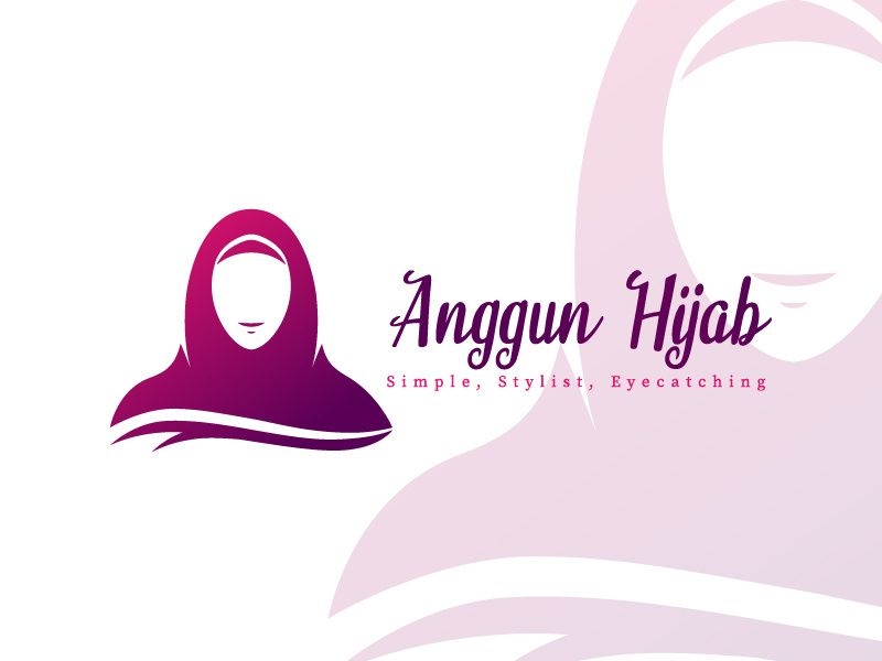 Hijab Store Logo Shop Logo Design Logo Design Logo Design Creative