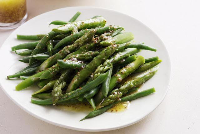 Microwave Fresh Asparagus Recipe The Makes Fast And Easy Work Of Cooking