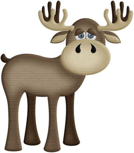 aw woodland moose 2 png moose clip art and craft rh pinterest com au clip art mouse trap clip art moose antlers