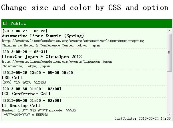 Supercal Is A Jquery And Boostrap Based Plugin For Creating A