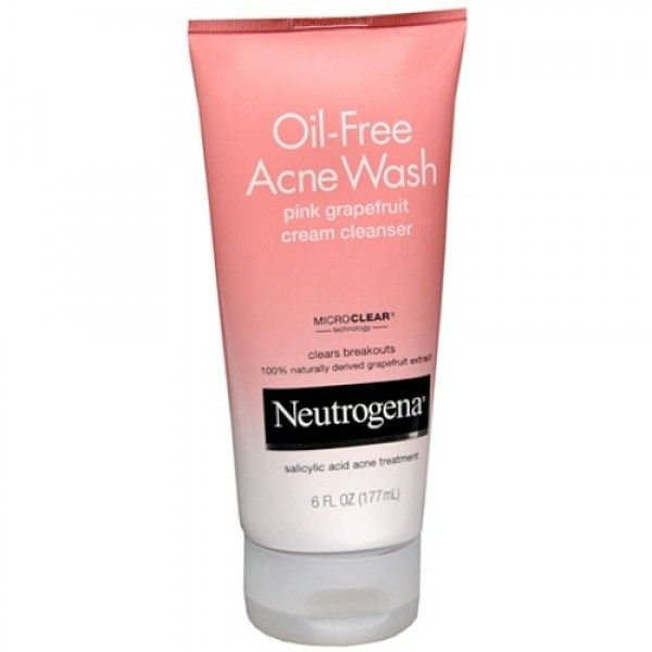 facial best for teenager acne wash