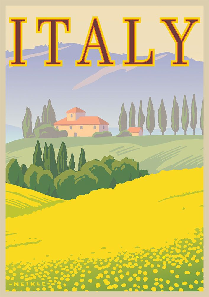 Vintage Retro Travel and Railways A3 Posters Old Style Art / Wall ...