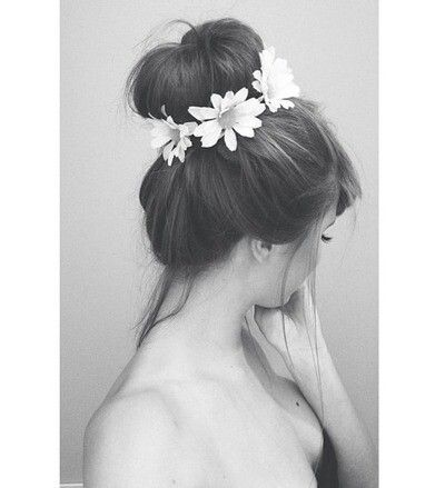 Flower bun