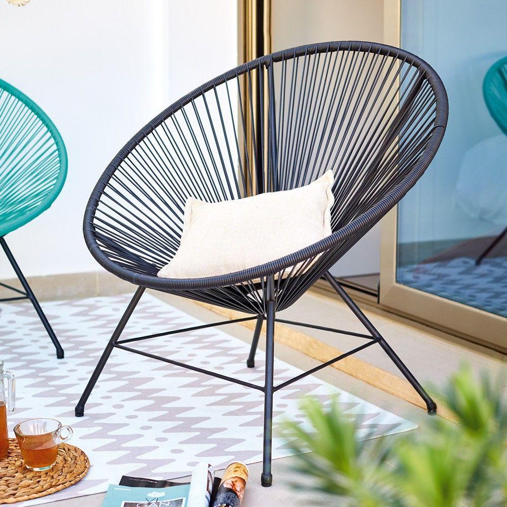 Transat Fauteuil Et Hamac Fauteuil Terrasse Deco Petit Balcon Chaise Terrasse