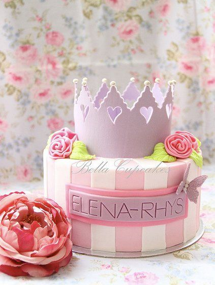 The Crowning Jewel Birthday cakes for kids Cakes for kids and