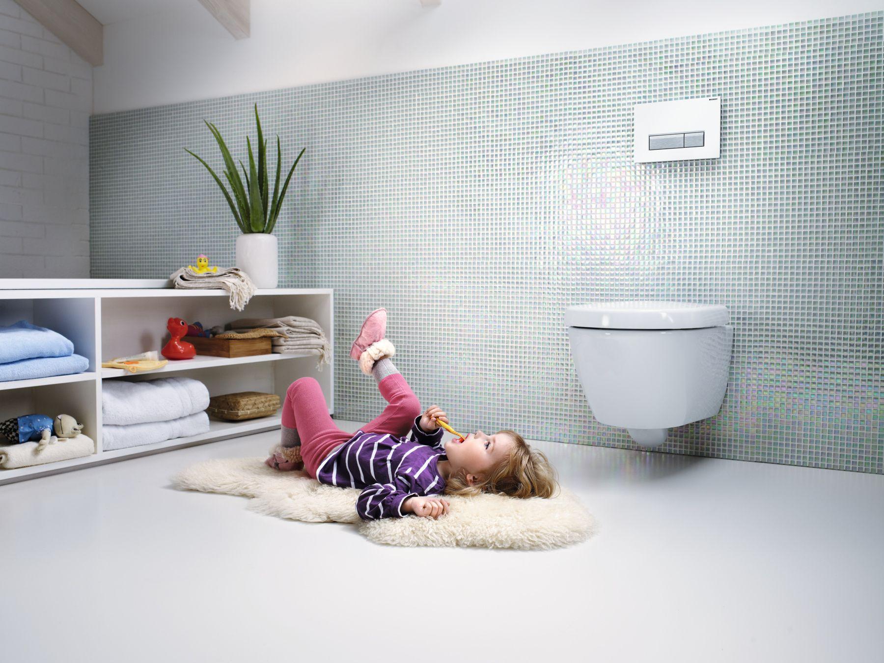 Vieze Luchtjes Badkamer : Geen last van vieze geurtjes in de badkamer met het geberit