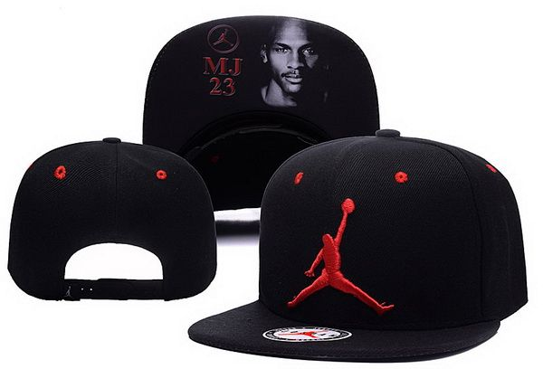Fashion Men Women Baseball Cap Snapback Hat Hip-Hop Adjustable Bboy Caps MJ