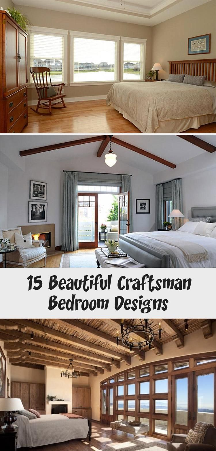 we have shown you how the exterior looks like. Therefore, we welcome you to this collection of 15 Beautiful Craftsman Bedroom Designs For Inspiration. Enjoy #craftsmanstylehomesinterior2019 #Smallcraftsmanstylehomesinterior #Moderncraftsmanstylehomesinterior #craftsmanstylehomesinteriorDesign #craftsmanstylehomesinteriorBungalows