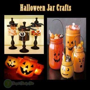 Halloween Jar Crafts