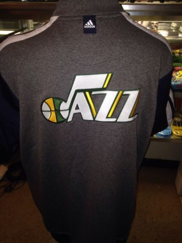 newest collection b8a24 3c76a New-Adidas-Utah-Jazz-Christmas-Day-Track-Jacket-Jersey-XL-80 ...