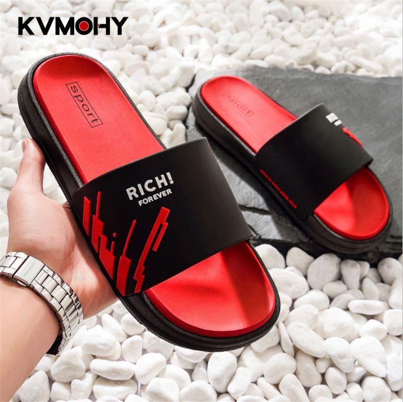 Slippers Men Shoes Summer Uni