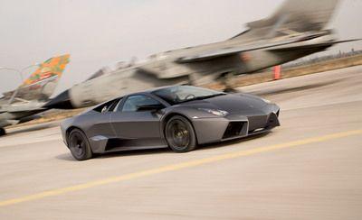 Lamborghini Reventon Vs Panavia Tornado Jet Fighter Lamborghini Reventón Expensive Cars Most Expensive Car