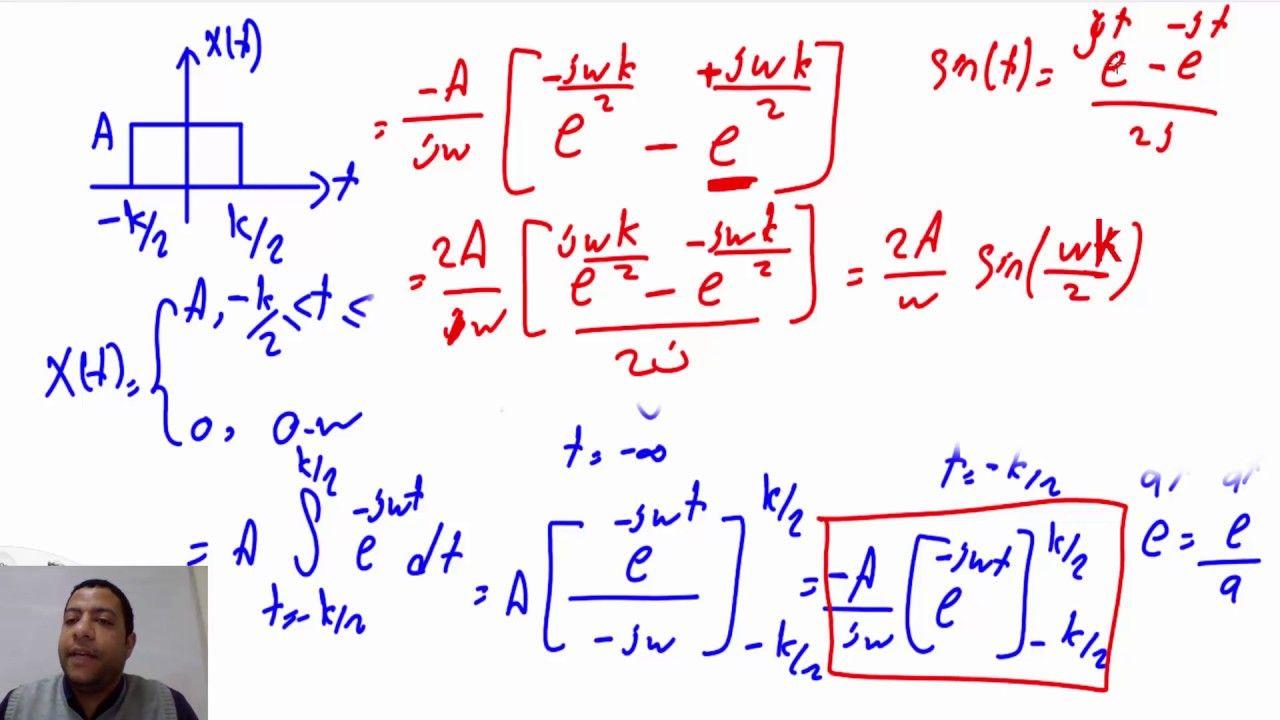 بالعربي Digital Signal Processing: Fourier Transform | Deep