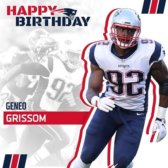 Happy Birthday, @geneo_grissom!