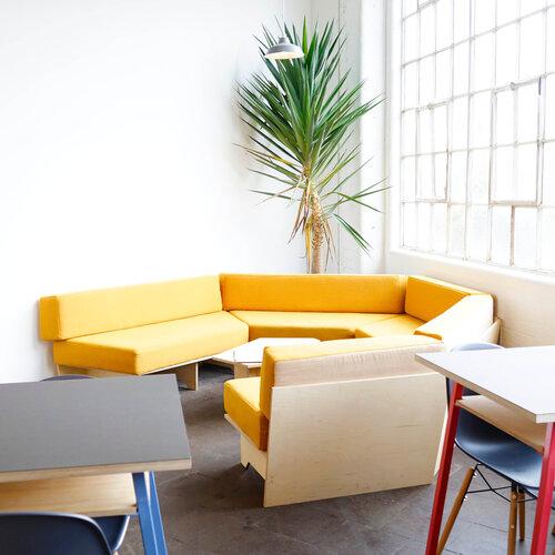 C+C, Birmingham — barebones in 2020 Sofa design