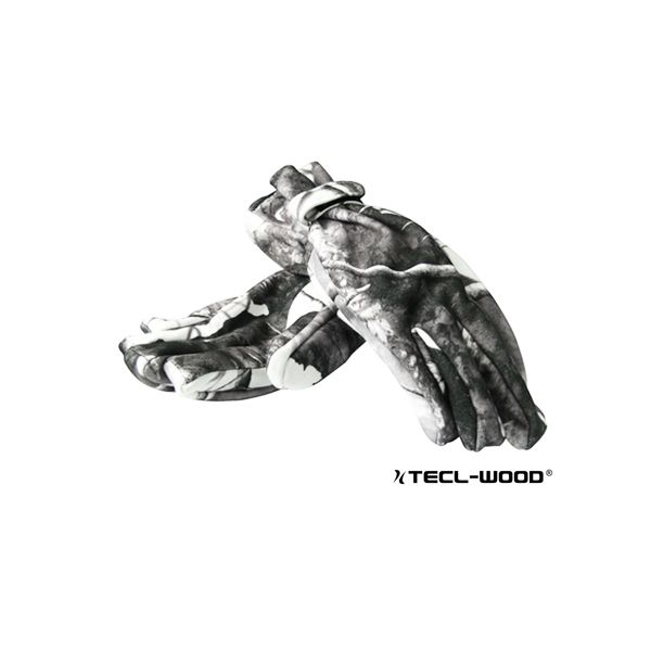 #New #TECLWOODCamo TECL-WOOD Functional Hunting Camo Gloves