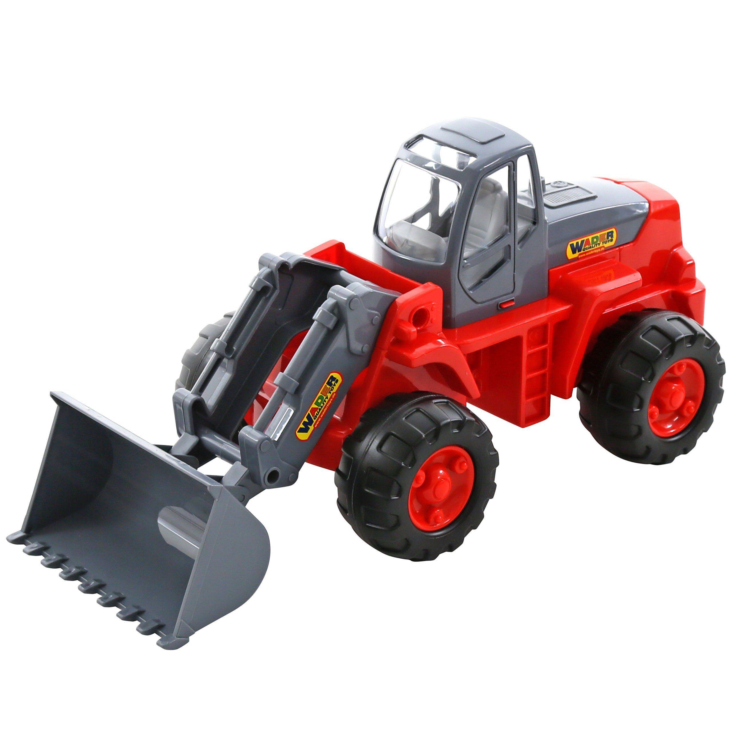 Zobacz Mega Promocje Traktor Koparka Ladowarka Wader Qt Pojazdy