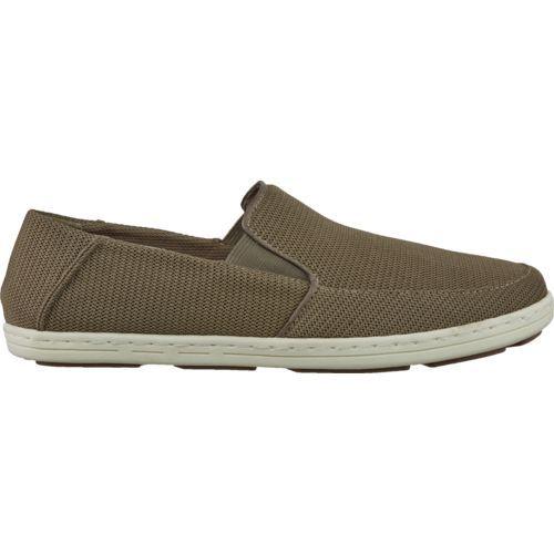 Magellan Outdoors Men's Ethan Casual Shoes Beige/Dark Green