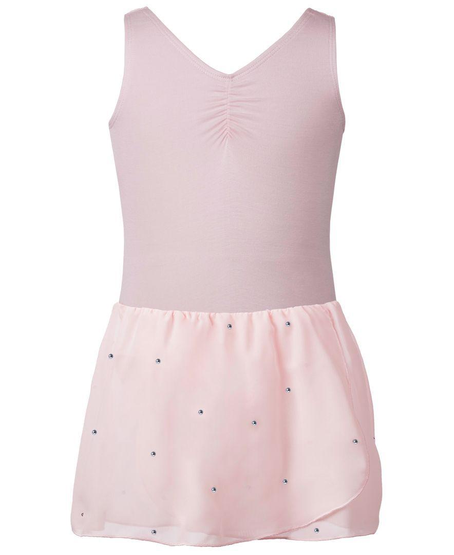 c231c236909 Flo Dancewear Sparkle-Skirt Leotard