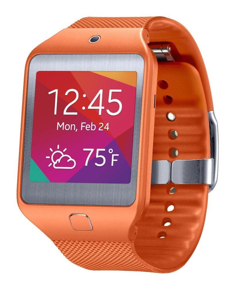 Samsung Gear 2 Neo Smartwatch Orange