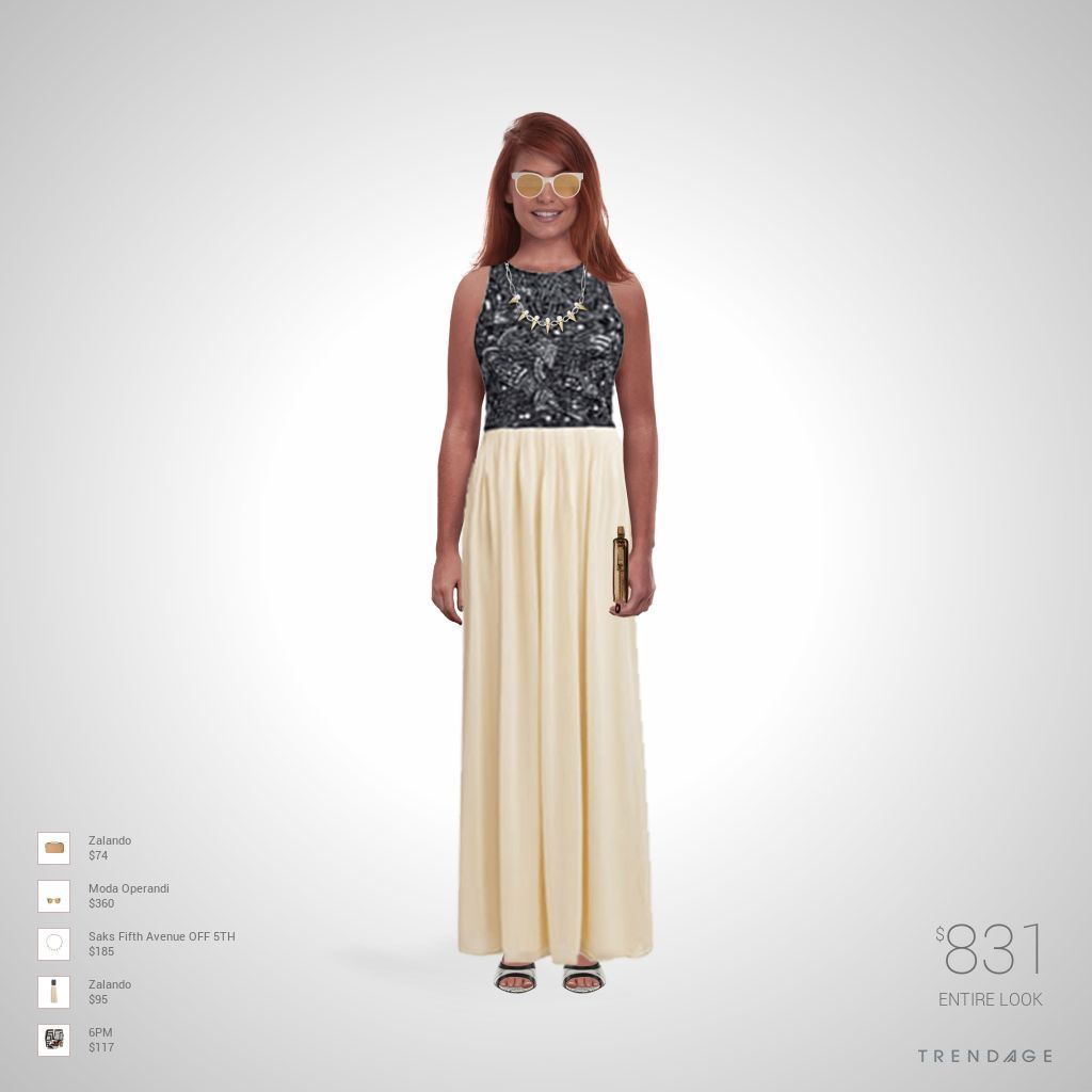 Look made on Trendage.com. Create your own.
